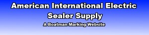 American International Electric Sealer